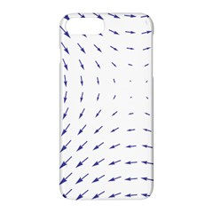 Arrows Blue Apple Iphone 7 Plus Hardshell Case