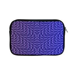 Calm Wave Blue Flag Apple Macbook Pro 13  Zipper Case