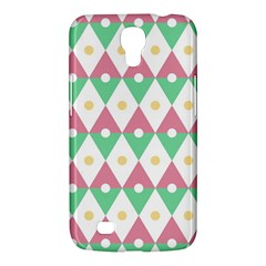 Diamond Green Circle Yellow Chevron Wave Samsung Galaxy Mega 6 3  I9200 Hardshell Case by Alisyart