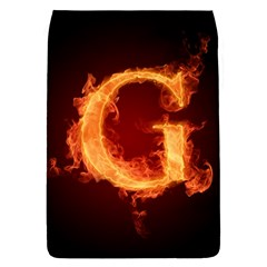 Fire Letterz G Flap Covers (l)  by Alisyart