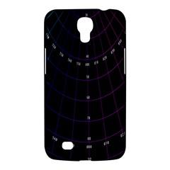 Formula Number Line Purple Natural Samsung Galaxy Mega 6 3  I9200 Hardshell Case by Alisyart