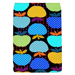 Fruit Apples Color Rainbow Green Blue Yellow Orange Flap Covers (s)  by Alisyart