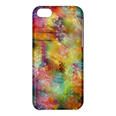 Rainbow Spirit Apple Iphone 5c Hardshell Case by KirstenStar