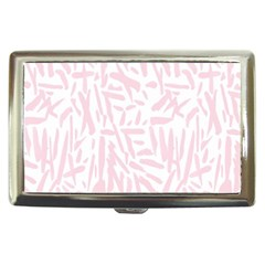 Graffiti Paint Pink Cigarette Money Cases by Alisyart