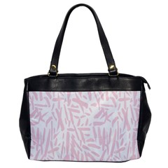 Graffiti Paint Pink Office Handbags