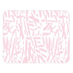 Graffiti Paint Pink Double Sided Flano Blanket (large)  by Alisyart