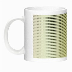 Halftone Simple Dalmatians Black Circle Night Luminous Mugs by Alisyart
