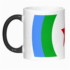 Roundel Of Djibouti Air Force Morph Mugs by abbeyz71
