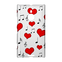 Love Song Pattern Nokia Lumia 1520 by Valentinaart