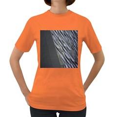 Architecture Women s Dark T Shirt by Nexatart