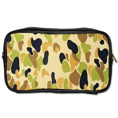 Army Camouflage Pattern Toiletries Bags 2 Side by Nexatart