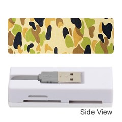 Army Camouflage Pattern Memory Card Reader (stick)