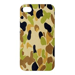 Army Camouflage Pattern Apple Iphone 4/4s Hardshell Case