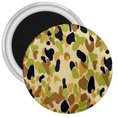 Army Camouflage Pattern 3  Magnets