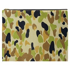 Army Camouflage Pattern Cosmetic Bag (xxxl)