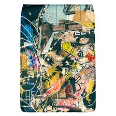 Art Graffiti Abstract Vintage Flap Covers (l)