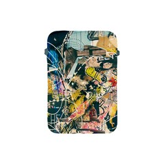 Art Graffiti Abstract Vintage Apple Ipad Mini Protective Soft Cases by Nexatart