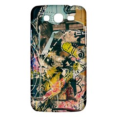 Art Graffiti Abstract Vintage Samsung Galaxy Mega 5 8 I9152 Hardshell Case  by Nexatart