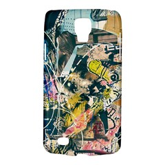 Art Graffiti Abstract Vintage Galaxy S4 Active