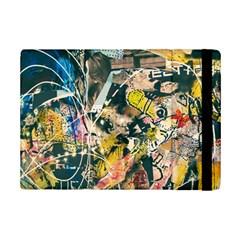 Art Graffiti Abstract Vintage Ipad Mini 2 Flip Cases by Nexatart