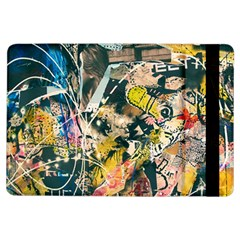 Art Graffiti Abstract Vintage Ipad Air Flip by Nexatart