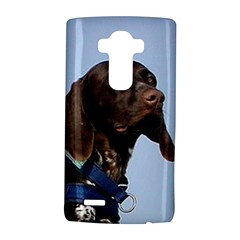 German Shorthair Pointer LG G4 Hardshell Case by TailWags