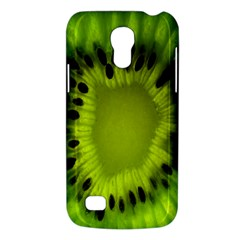 Kiwi Fruit Slices Cut Macro Green Galaxy S4 Mini by Alisyart