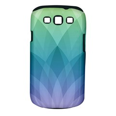 Lotus Events Green Blue Purple Samsung Galaxy S Iii Classic Hardshell Case (pc+silicone) by Alisyart