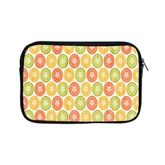 Lime Orange Fruit Slice Color Apple Ipad Mini Zipper Cases by Alisyart