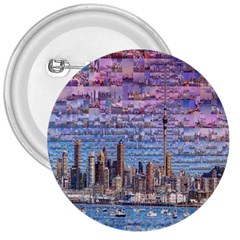 Auckland Travel 3  Buttons by Nexatart
