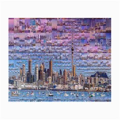 Auckland Travel Small Glasses Cloth by Nexatart