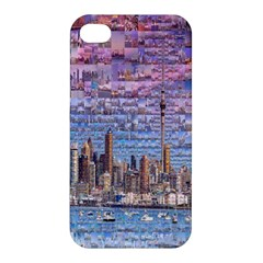 Auckland Travel Apple Iphone 4/4s Hardshell Case