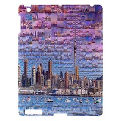 Auckland Travel Apple Ipad 3/4 Hardshell Case