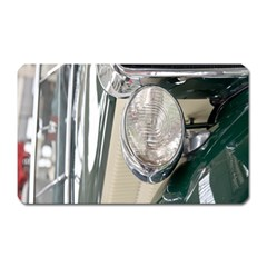 Auto Automotive Classic Spotlight Magnet (rectangular) by Nexatart