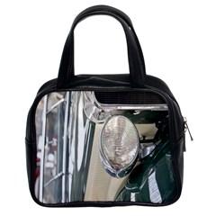 Auto Automotive Classic Spotlight Classic Handbags (2 Sides)