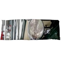 Auto Automotive Classic Spotlight Body Pillow Case (dakimakura) by Nexatart