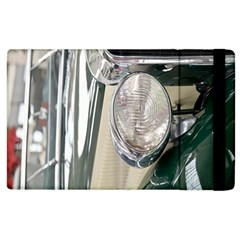 Auto Automotive Classic Spotlight Apple Ipad 2 Flip Case