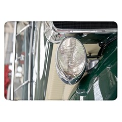 Auto Automotive Classic Spotlight Samsung Galaxy Tab 8 9  P7300 Flip Case