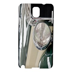 Auto Automotive Classic Spotlight Samsung Galaxy Note 3 N9005 Hardshell Case by Nexatart