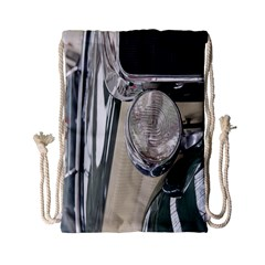 Auto Automotive Classic Spotlight Drawstring Bag (small) by Nexatart