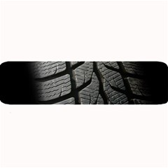 Auto Black Black And White Car Large Bar Mats by Nexatart
