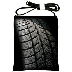 Auto Black Black And White Car Shoulder Sling Bags