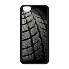 Auto Black Black And White Car Apple Iphone 5c Seamless Case (black)