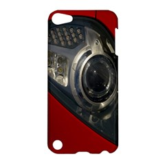 Auto Red Fast Sport Apple Ipod Touch 5 Hardshell Case by Nexatart