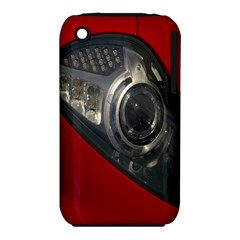 Auto Red Fast Sport Iphone 3s/3gs