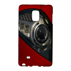 Auto Red Fast Sport Galaxy Note Edge by Nexatart