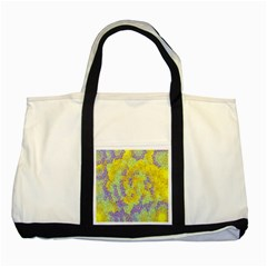 Backdrop Background Abstract Two Tone Tote Bag