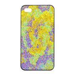 Backdrop Background Abstract Apple Iphone 4/4s Seamless Case (black) by Nexatart