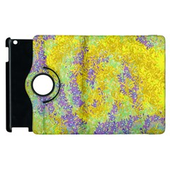 Backdrop Background Abstract Apple Ipad 3/4 Flip 360 Case by Nexatart