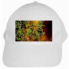 Backdrop Background Tree Abstract White Cap